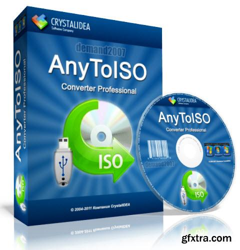 AnyToISO Professional 3.5.1 Build 460 Portable