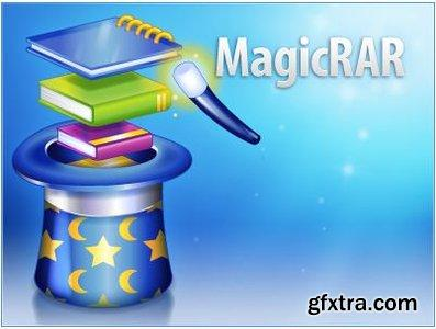 MagicRAR Studio 10 Build 4.1.2013.842