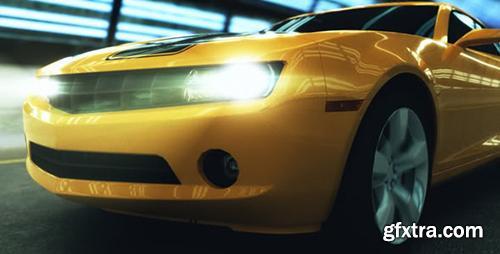 Videohive Cinematic Car Transformer 2182403