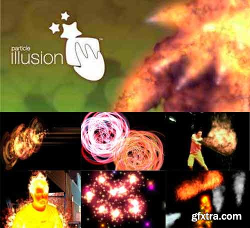 GenArts particleIllusion 1.0.41 for After Effects CS3-CC