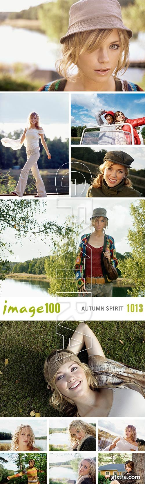 Image100 Vol.1013 Autumn Spirit