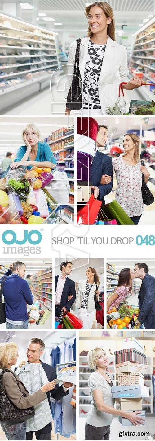 OJO Images OJ048 Shop 'til You Drop