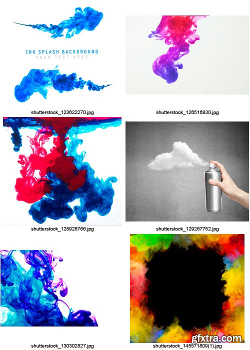 Amazing SS - Cloud Paint, 25xJPGs