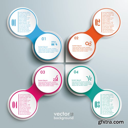 Collection of vector design elements vol.13, 25xEPS