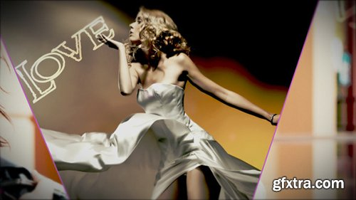 Videohive Line Slide Show 5449855