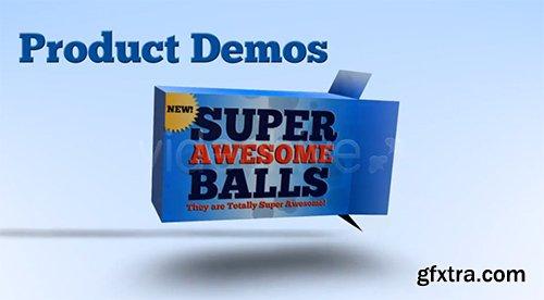 VideoHive 3D Presentation Slideshow 145960
