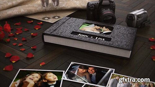 Videohive The 3D Photo Album 3797731