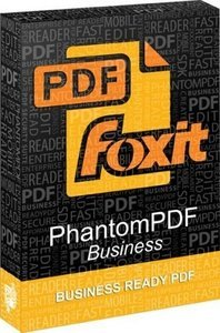 Foxit PhantomPDF Business 6.1.1.1025
