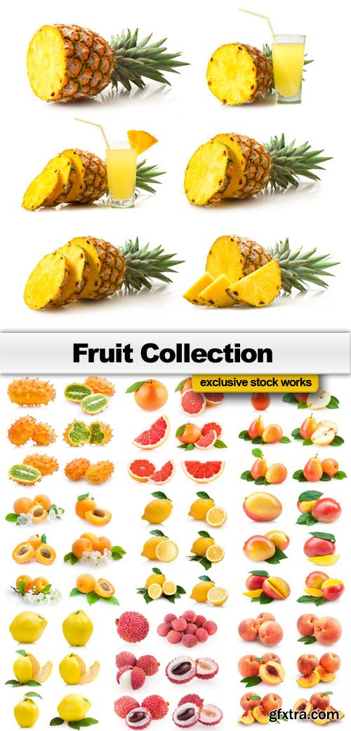 Fruit collection - 25 JPEG