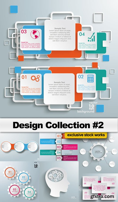 Design Collection #2 - 25 EPS