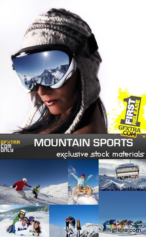 Mountain Sports, 25xUHQ