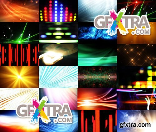 Light and Energy - Motion Backgrounds