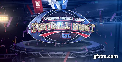 Videohive - Football Night V.2 4824467