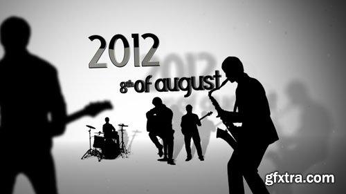 Videohive - Jazz Band Opener 1568988
