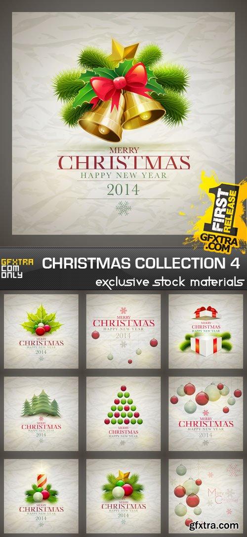 Christmas Collection 4, 25xEPS