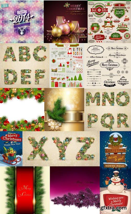 Christmas Collection 5, 25xEPS