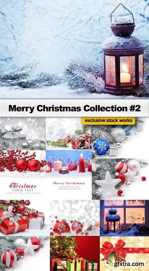 Merry Christmas Collection #2 - 25 JPEG