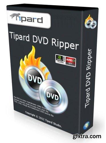 Tipard DVD Ripper 6.1.62.19315