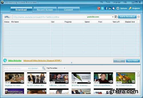 Apowersoft Streaming Video Recorder 4.6.7