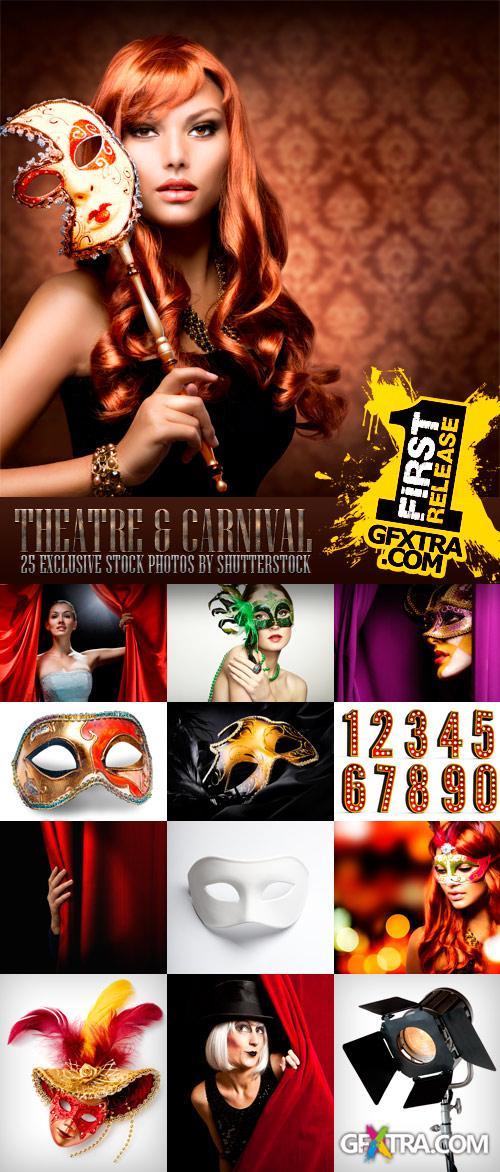 Theatre & Carnival, 25xJPGs