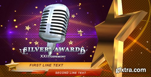 Videohive TV show or Awards Show Package 4020914