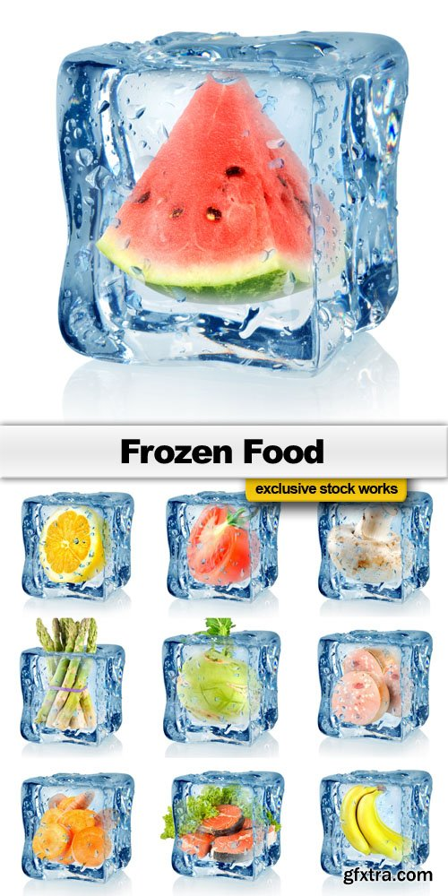 Frozen Food - 25 JPEG