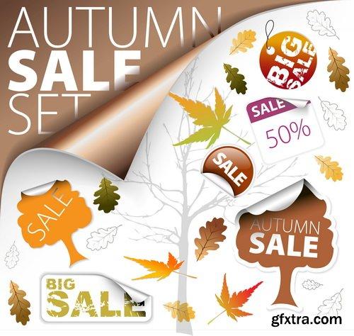 Amazing SS - Autumn sales, 25xEPS