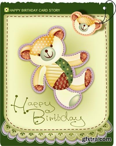 Happy Birthday Card Story 12xAI