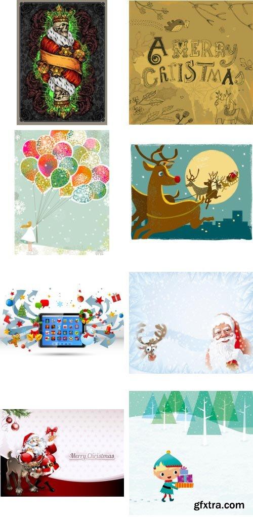 Christmas Collection 111xEPS