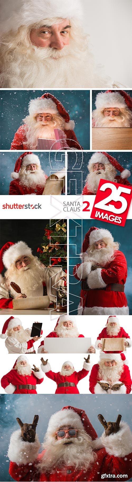 Santa Claus II, 25xJPGs
