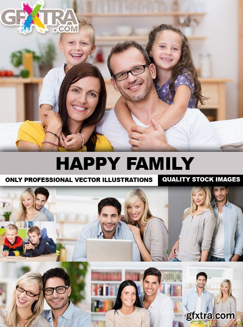 Happy Family - 25 HQ Images