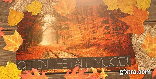 Videohive Autumn (With Sound FX)