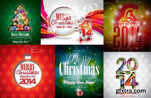 Christmas Collection 5, 25xEPS
