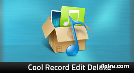 Cool Record Edit Deluxe 8.6.1