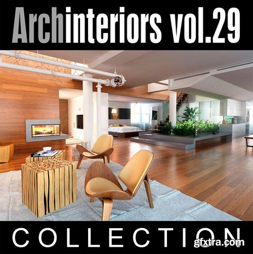 Archinteriors Vol. 29 from Evermotion