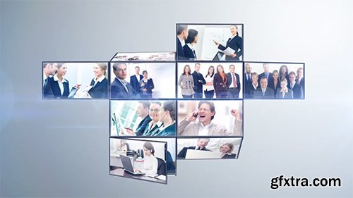 Videohive Multi Video Logo/Text Opener 5216349
