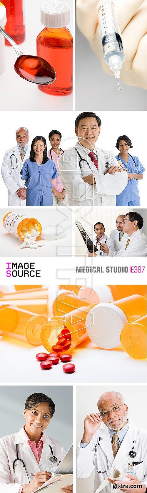 Image Source IE387 Medical Studio