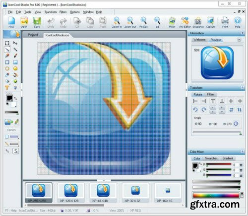 IconCool Studio Pro 8.10 Build 131120