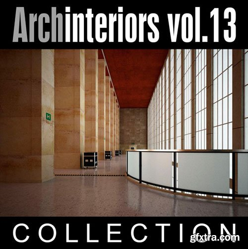 Archinteriors Vol. 13 from Evermotion