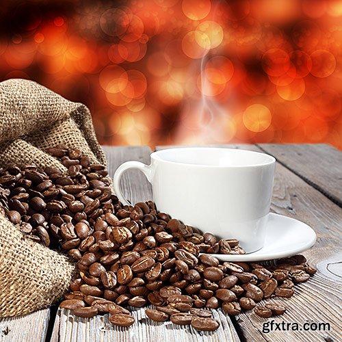 Black morning coffee, 2 - PhotoStock