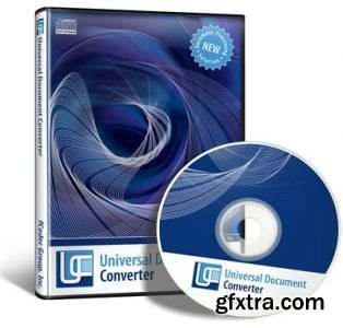 Universal Document Converter 6.2.1311.22160 Multilingual