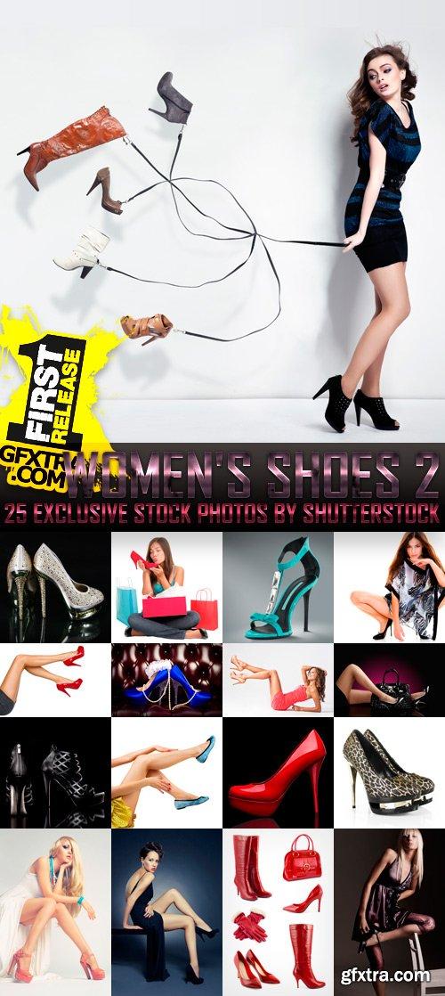 Amazing SS - Women's Shoes 2, 25xJPGs