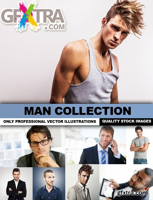 Man Collection - 25 HQ Images