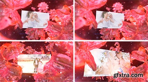 Videohive Wedding Fairy 5251521 (Bonus 3 Wedding Motion Backgrounds)