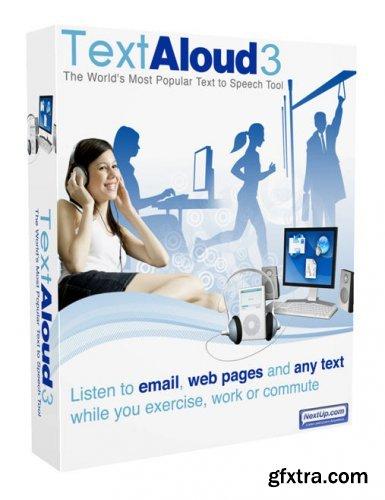 NextUp TextAloud 3.0.61 Portable