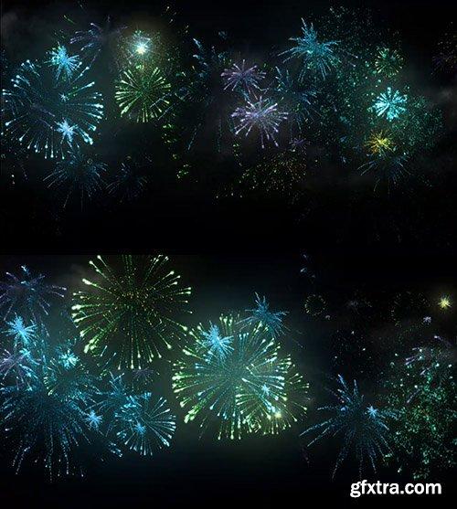 iStock Video Footage - Lots Of Fireworks B