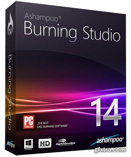 Ashampoo Burning Studio 14 v14.0.1.12 Final Multilingual Portable