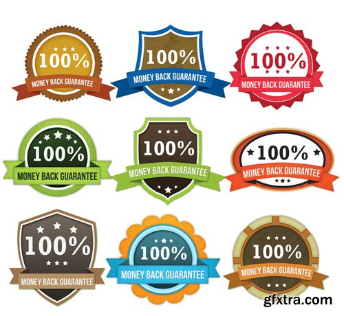 Guarantee Badges Collection