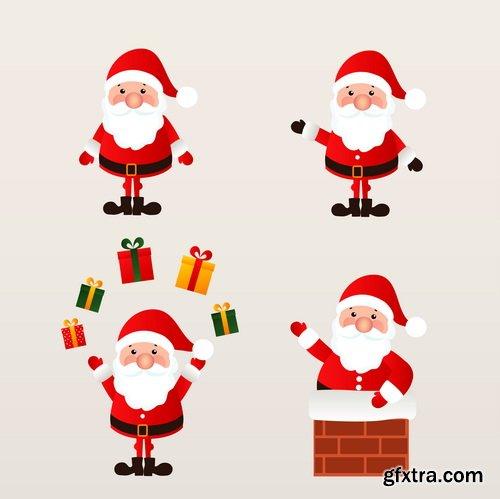 Amazing SS - Santa Claus 2, 25xEPS