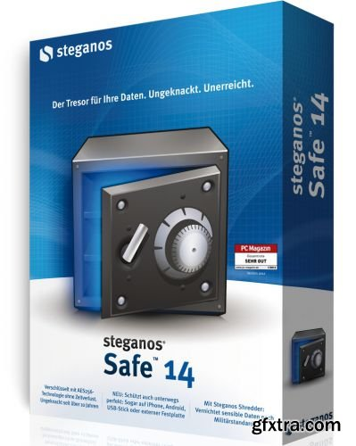 Steganos Safe 14.2.0 Revision 10510 Multilingual